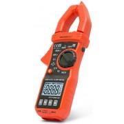 25612 Digitális lakatfogó True RMS AC, DC, ellenállás, frekvencia, hőmérséklet, kapacitás