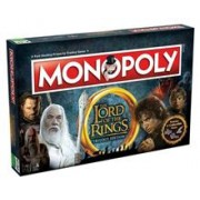 Joc Monopoly Lord Of The Rings Edition Board Game