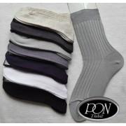Ponožky 100% BAVLNA velikost 24-25