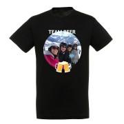 YourSurprise T-shirt - Man - Zwart - XXL