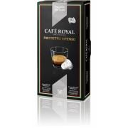 CAFE ROYAL Ristretto Intenso compatibile Nespresso, 10 capsule