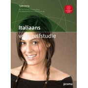Prisma taalcursussen Italiaans leren voor Zelfstudie (Leerboek + Audio)