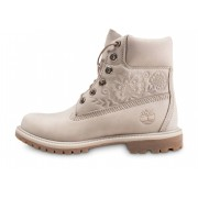 Timberland Boots Timberland 6-inch Premium Boots Rose Pâle Femme 40
