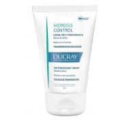 Ducray Hidrosis Control Crema Mani E Piedi