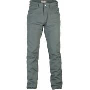 FjallRaven High Coast Fall Trousers - Ash Grey - Pantalons de Voyage 58