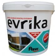 Vopsea Lavabila Exterior Silicon AZUR Evrika S8634 8,5 Litri