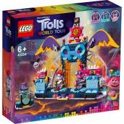 LEGO Trolls Volcanic Rock City concert 41254