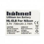 Hahnel HL-EL8 - acumulator replace HL-EL8 tip EN-EL8 730mAh