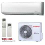 Инверторен климатик Toshiba Suzumi Plus RAS-B10N3KV2-E1 + RAS-10N3AV2-E1