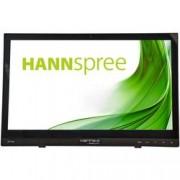 Hannspree Dotykový monitor 39.6 cm (15.6 palec) Hannspree HT161HNB N/A 16:9 12 ms HDMI™, VGA, USB, na sluchátka (jack 3,5 mm)