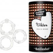 Belladot Viktor Penisringar 3 st