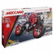 Set constructie metalic Meccano Motocicleta Ducati 292 piese