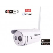 Foscam FI9803P (Plug&Play) Camera IP exterior HD 720p Wireless N