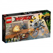 Lego Submarino-Medusa Volador Lego 70610