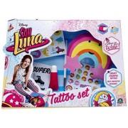 Soy Luna -Set de tatuaje