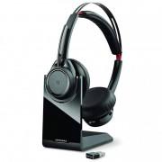 Plantronics Voyager Focus UC Headset Bluetooth Preto