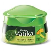 Dabur Vatika Naturals Nourish Protect Hair Styling Cream - 140ml