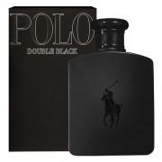 Ralph Lauren Polo Double Black 75Ml Per Uomo (Eau De Toilette)