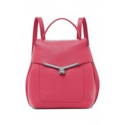 Botkier Valentina Mini Convertible Leather Backpack PARTY PINK-HPPAR