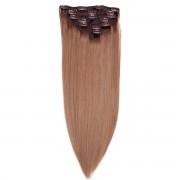 Rapunzel® Extensions Naturali Kit Clip-on Original 7 pezzi R2.2/7.3 Brown Ash Root 50 cm