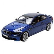 BMW M3 E92 Coupe Blue 1/18 by Motormax 73182