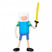 Adventure Time - Boneco - Finn - Multikids