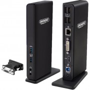 Eminent Dual Display Docking Station USB 3.1 Gen1 (USB 3.0)