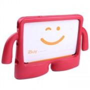 iPad Mini 2 /3 / 4 Fodral för Barn - Röd färg