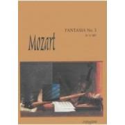 Fantasia No. 3 K 397 - W.A. Mozart