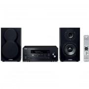 Yamaha Mcr-N470d Micro Hi-Fi Bluetooth Wifi Lettore Mp3/cd Radio Fm Colore Nero