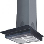 Faber Hood Super 3D Plus T2S2 BK TC LTW 60 (with free coffee maker from giftipedia) Wall Mounted Chimney(Black 1150 CMH)