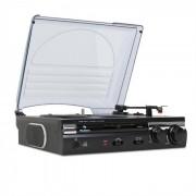 Auna 182TT USB-Plattenspieler MP3-Aufnahme AUX PC MAC