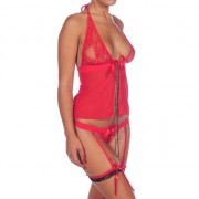 INTIMAX BODY IDOIA ROJO S/M