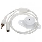 Dahua Kamera mikrofon - HAP100 (pinhole, max 40m2, 12VDC)