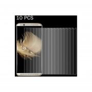 10 Pcs Zte Axon 7 0.26mm 9h Dureza Superficial 2.5d A Prueba De Explosion Tempered Glass Screen Film