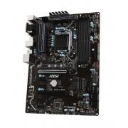 Placa de baza MSI Z270-A PRO, LGA1151, 4xDDR4, 1xM.2, 6xSATA3, 8xUSB3.1 Gen1