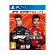Codemasters F1 2020 - Seventy Edition (PS4) FR