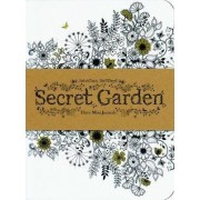 Secret Garden:Three Mini Journals by Johanna Basford