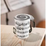 Cana cu note muzicale