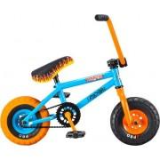 Rocker Irok+ Blå Stål Mini BMX Bike (Blå)