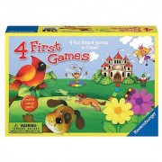 4 First Games Children's Game
