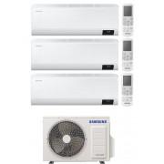 Samsung Cebu Condizionatore Trial Split 7000+9000+9000 Btu Inverter Wifi R32 Aj052txj3kg A+++ New 2020