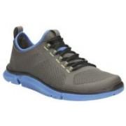 Clarks Triken Active Grey Walking Shoes For Men(Grey)