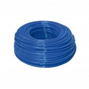 Furtun flexibil polietilena 1 4 ( 6 mm ) albastru