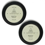 Khadi Pure Herbal Cold Cream - 50g (Set of 2)