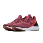 Nike Epic React Flyknit Pink Running Shoe