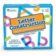 Joc de constructie Sa invatam alfabetul construindu-l