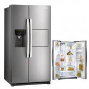Хладилник, Gorenje NRS9181CXB, SIDE-BY-SIDE, A+