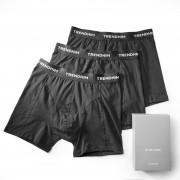 Trendhim Schwarze Boxershorts 3er Pack