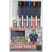 GUNDAM MARKER GMS-122 SET